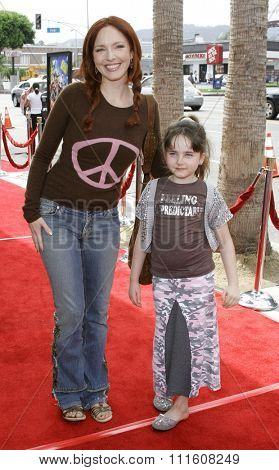 HOLLYWOOD, CALIFORNIA. July 30, 2006. Amy Yasbeck at the World Premiere of