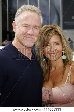 HOLLYWOOD, CALIFORNIA. July 30, 2006. John Debney attends the World Premiere of