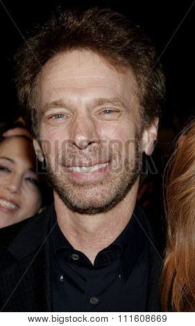 HOLLYWOOD, CALIFORNIA. January 5, 2006. Jerry Bruckheimer attends the World Premiere of