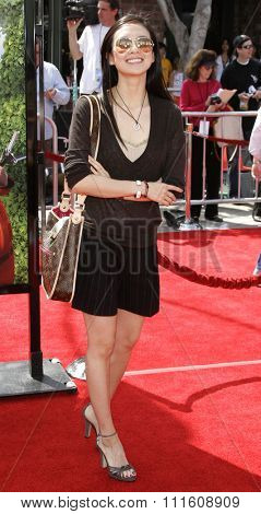 April 30, 2006. Ziyi Zhang at the Los Angeles Premiere of DreamWorks' new computer-animated comedy