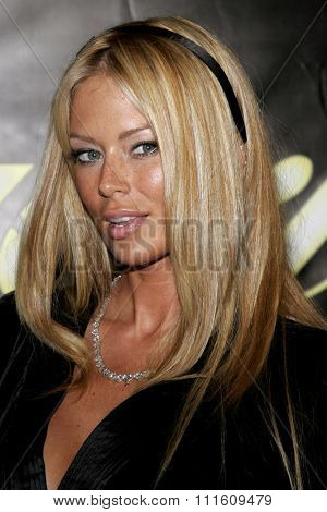 HOLLYWOOD, CALIFORNIA. September 7, 2006. Jenna Jameson attends the Bodog.com Lingerie Bowl IV Kick-Off Party held at the Les Deux in Hollywood, California United States.