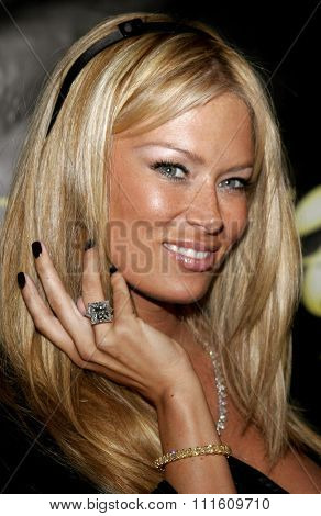 09/07/2006 - Hollywood - Jenna Jameson attends the Bodog.com Lingerie Bowl IV Kick-Off Party held at the Les Deux in Hollywood, California, United States.