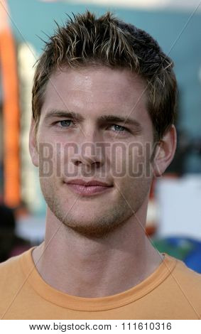 HOLLYWOOD, CALIFORNIA - June 13 2005. Ryan McPartlin attends at the