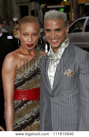 HOLLYWOOD, CALIFORNIA. May 10, 2006. Jay Manuel attends the Los Angeles Premiere of