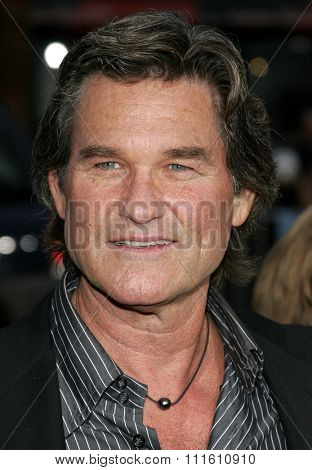 HOLLYWOOD, CALIFORNIA. May 10, 2006. Kurt Russell at the Los Angeles Premiere of