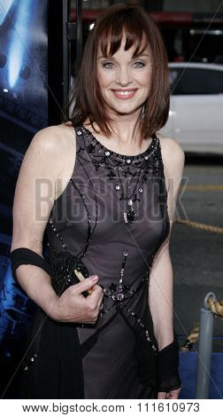HOLLYWOOD, CALIFORNIA. May 10, 2006. Pamela Sue Martin at the Los Angeles Premiere of