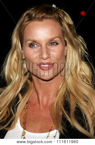 BEVERLY HILLS, CALIFORNIA. October 10, 2006. Nicolette Sheridan at the World Premiere of