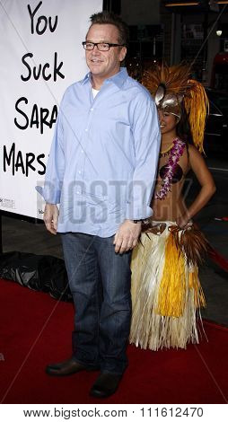 Tom Arnold at the World Premiere of
