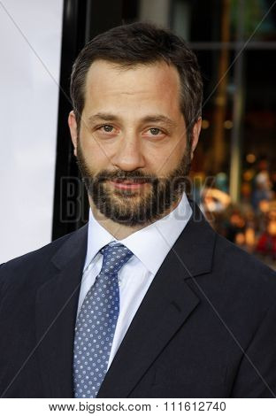 April 10, 2008. Judd Apatow at the World Premiere of