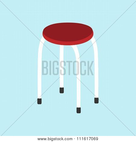 Kitchen Chair Icon