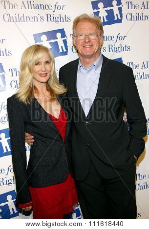 Ed Begley Jr. at the Alliance for Children's Rights Dinner Honoring Kevin Reilly held at the Beverly Hilton Hotel in Beverly Hills, USA on March 1, 2012.