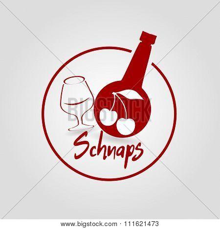 Schnapps cherry