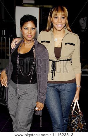 February 8, 2011. Toni Braxton at the Los Angeles premiere of