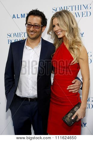 Luke Greenfield at the Los Angeles Premiere of