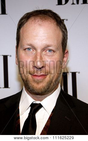Rolfe Kent at the 2012 BMI Film/TV Awards held at the Beverly Wilshire Four Seasons Hotel in Los Angeles, California, United States on May 16, 2012.