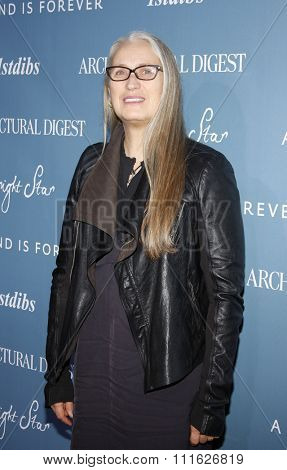 Jane Campion at the Los Angeles Premiere of
