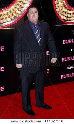 HOLLYWOOD, CALIFORNIA - November 15, 2010. Chaz Bono at the Los Angeles premiere of