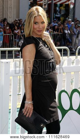 Christina Applegate at the Los Angeles Premiere of