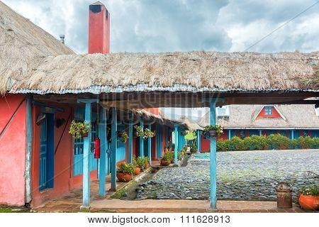 Old Colonial Hacienda