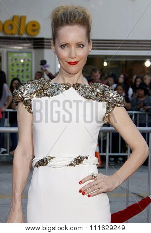 Leslie Mann at the Los Angeles Premiere of