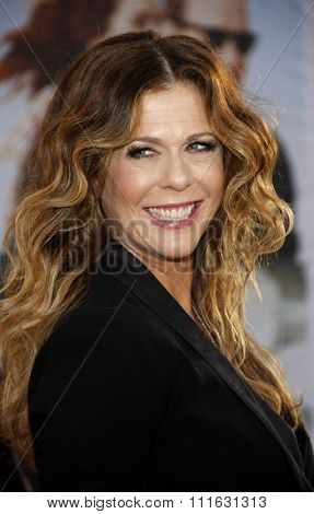 Rita Wilson at the Los Angeles Premiere of