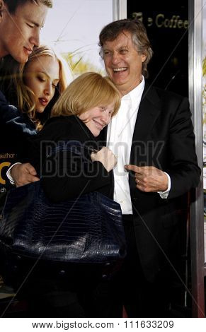 HOLLYWOOD, CALIFORNIA - February 1, 2010. Lasse Hallstrom at the World premiere of