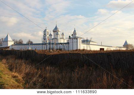 View Nikita Monastery In Pereslavl