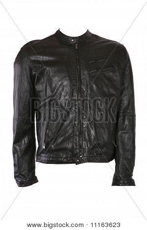 Male Leather Jacket