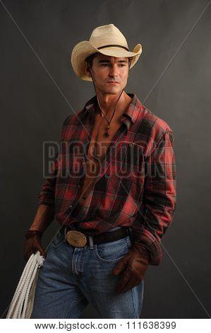 unique cowboy