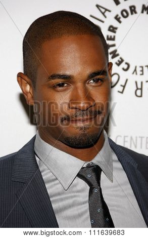 BEVERLY HILLS, CALIFORNIA - August 29, 2011. Damon Wayans Jr. at the Paley Center For Media Presents An Evening With