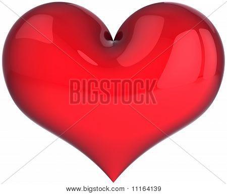 Love classic symbol