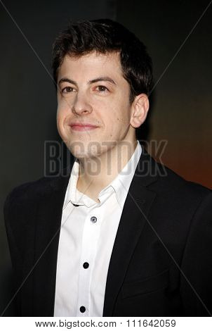 HOLLYWOOD, CALIFORNIA - August 17, 2011. Christopher Mintz-Plasse at the Los Angeles screening of