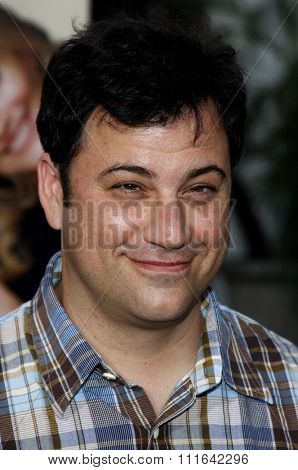 HOLLYWOOD, CALIFORNIA - July 20, 2009. Jimmy Kimmel at the World Premiere of