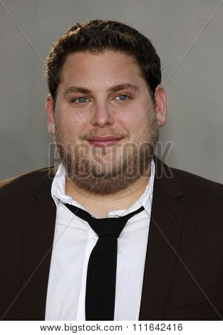 HOLLYWOOD, CALIFORNIA - July 20, 2009. Jonah Hill at the World Premiere of