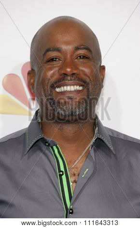 LOS ANGELES, CALIFORNIA - December 7, 2012. Darius Rucker at the 2nd Annual American Giving Awards held at the Pasadena Civic Auditorium in Los Angeles.