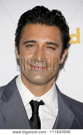 Gilles Marini at the 23rd Annual GLAAD Media Awards held at the Westin Bonaventure Hotel in Los Angeles, California, United States on April 21, 2012.