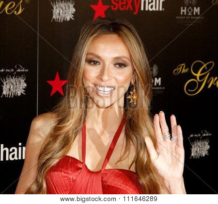 Giuliana Rancic at the 37th Annual Gracie Awards Gala held at the Beverly Hilton Hotel in Los Angeles, USA on May 22, 2012.