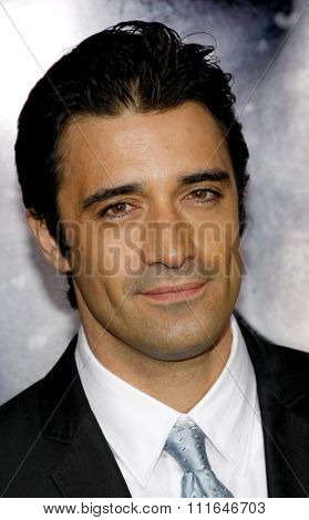 LOS ANGELES, CALIFORNIA - January 11, 2012. Gilles Marini at the Los Angeles premiere of