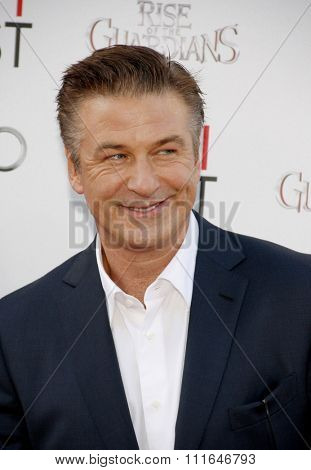 Alec Baldwin at the 2012 AFI Fest screening of