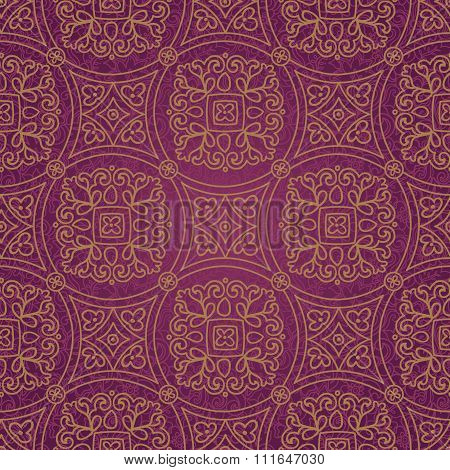 Ethnic Decorative Pattern.