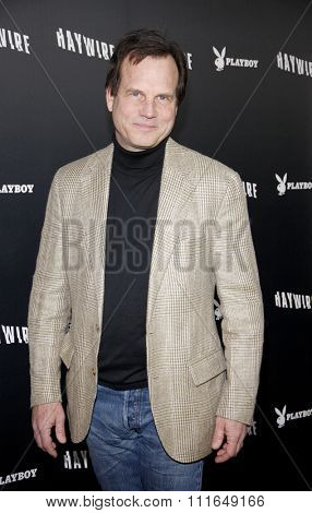 HOLLYWOOD, CALIFORNIA - January 5, 2012. Bill Paxton at the Los Angeles premiere of