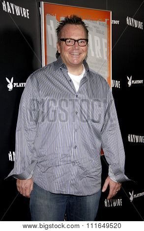 Tom Arnold at the Los Angeles Premiere of