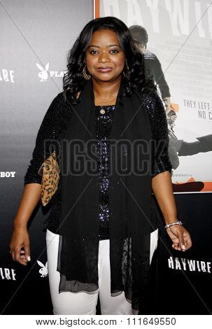 Octavia Spencer at the Los Angeles Premiere of