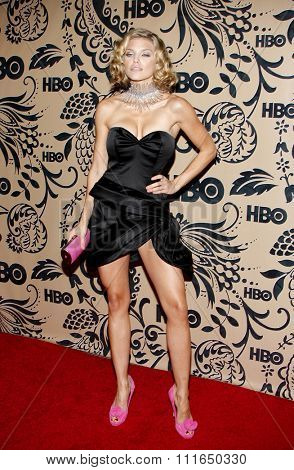 WEST HOLLYWOOD, CALIFORNIA - September 20, 2009. AnnaLynne McCord at the HBO POST EMMY Party held at the Pacific Design Center, West Hollywood, Los Angeles.