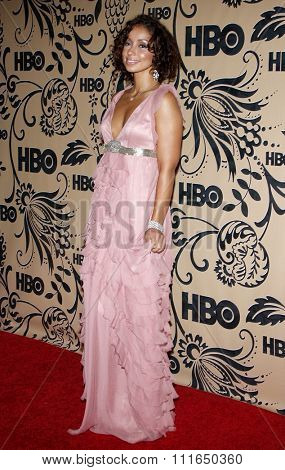 20/09/2009 - West Hollywood - Mya at the HBO POST EMMY Party held at the Pacific Design Center in Hollywood, California, United States.
