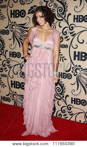 WEST HOLLYWOOD, CALIFORNIA - September 20, 2009. Mya at the HBO POST EMMY Party held at the Pacific Design Center, West Hollywood, Los Angeles.