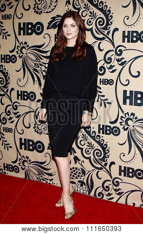 20/09/2009 - West Hollywood - Jodi Lyn O'Keefe at the HBO POST EMMY Party held at the Pacific Design Center in Hollywood, California, United States.
