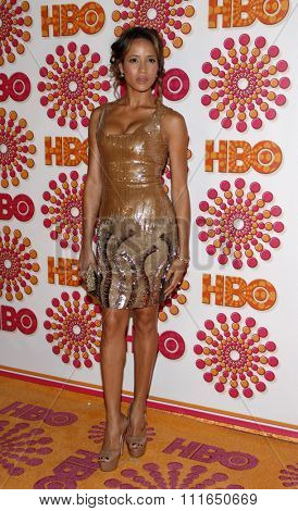 WEST HOLLYWOOD, CALIFORNIA - September 18, 2011. Dania Ramirez at the HBO's 2011 Emmy After Party held at the Pacific Design Center, Los Angeles.