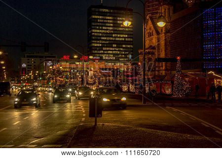Berlin Night Life