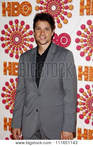 Ralph Macchio at the HBO's 2011 Emmy After Party held at the Pacific Design Center in West Hollywood, California, United States on September 18, 2011.